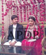 Babar Khan second wedding pics