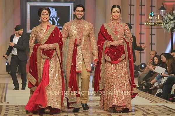 Wedding Gowns In Red