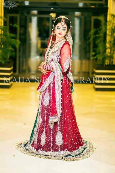Pakistani Traditional Wedding Dresses 51 Best Advertisement