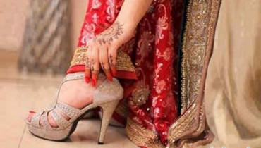 Bridal High Heel Shoes 2015 in Pakistan 8