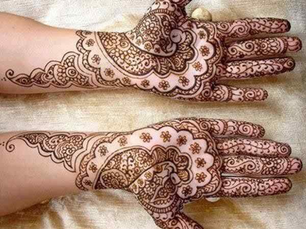 Bridal Mehndi Designs 2015 005