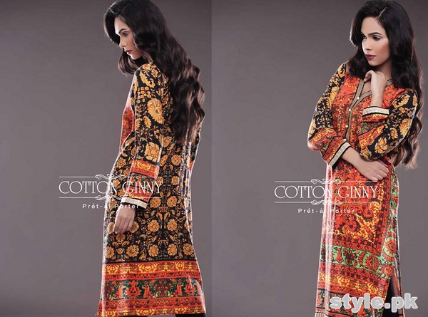 Cotton Ginny Winter Dresses 2015 Volume 2 5