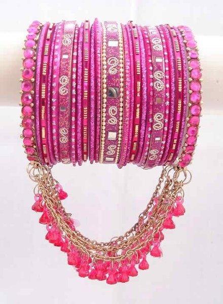 Designs Of Glass Brangles 2015 For Girls 004