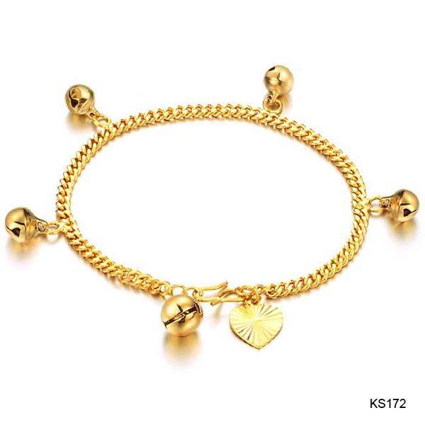 Designs Of Gold Bracelets For Girls 0012