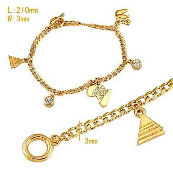 Child Bracelet Gold images