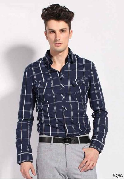 Dress Shirts For Men 2015 007