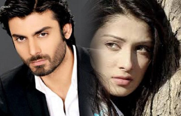 Fawad Khan and aiza khan