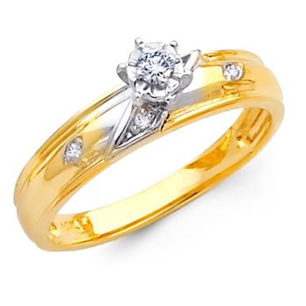 Gold Wedding Rings For Women