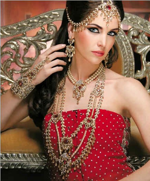 Latest Indian Jewellery Designs 2015: Indian Jewellery Designs 2015 For Girls