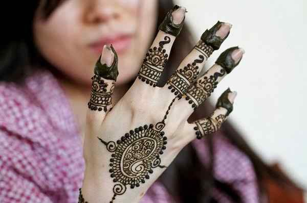 Indian Mehndi Designs 2015 007