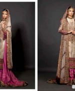 Latest Bridal Gharara Designs 2015 In Pakistan 6