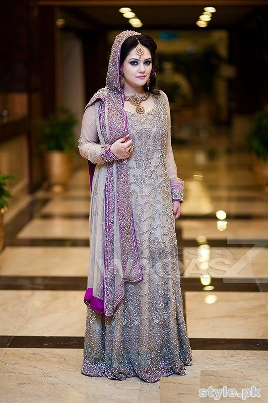 40a5d5c148 Latest Trends Of Bridal Maxi 2015 In Pakistan