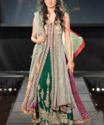 Latest Trends Of Bridal Maxi 2015 In Pakistan 4