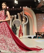 Latest Trends Of Bridal Maxi 2015 In Pakistan 7
