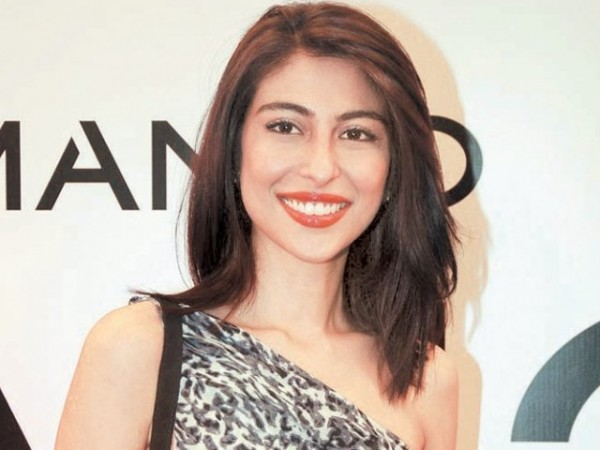 Meesha Shafi in India