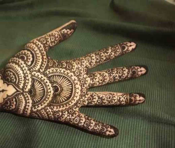 Mehndi Designs For Hands Easy Mehndi Designs