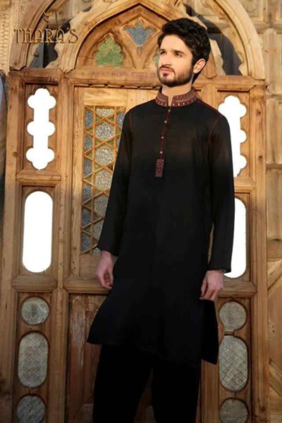 New Mehndi Dresses 2015 For Men 0010