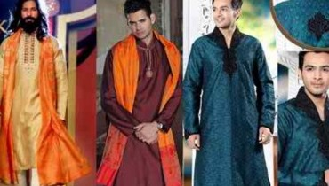 New Mehndi Dresses 2015 For Men 0016