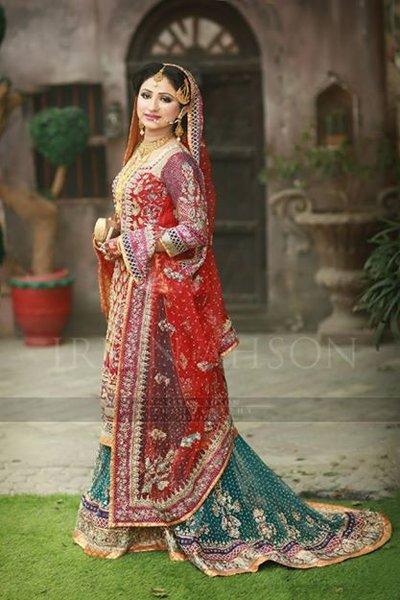 Pakistani Traditional Wedding Dresses 71 Luxury Advertisement