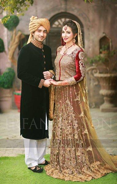 Wedding Dresses For Girl 36 Fancy Pakistani Baraat Dresses For