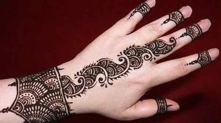 Mehndi Designs Pictures : Pakistani mehndi designs u2013 design pics