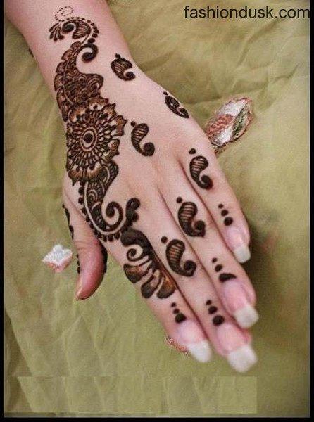 Pakistani Mehndi Designs – Mehndi Design Pics 009