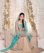 Pakistani Walima Dresses 2015 for Girls 0011