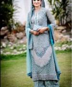 Pakistani Walima Dresses 2015 for Girls 0018