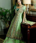 Pakistani Walima Dresses 2015 for Girls 002