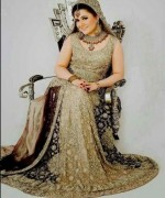 Pakistani Walima Dresses 2015 for Girls 003