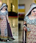 Pakistani Walima Dresses 2015 for Girls 004