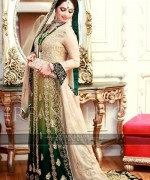 Pakistani Walima Dresses 2015 for Girls 005