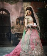 Pakistani Walima Dresses 2015 for Girls 006