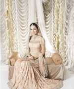 Pakistani Walima Dresses 2015 for Girls 007