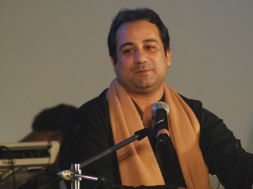 Rahat Fateh Ali Khan in India