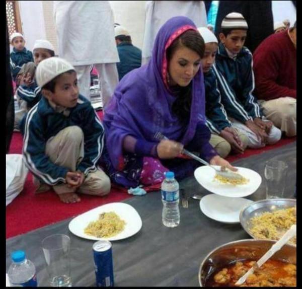 Reham Khan pics