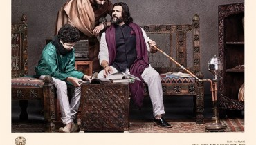 Shahnameh Menswear Collection 2015 For Winter 7