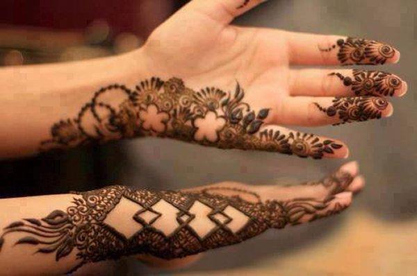 Mehndi Designs Beautiful : Simple mehndi designs beautiful