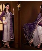 Tawakkal Fabrics Winter Dresses 2015 Volume 2 For Women 0011