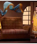 Tawakkal Fabrics Winter Dresses 2015 Volume 2 For Women 005