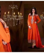 Tawakkal Fabrics Winter Dresses 2015 Volume 2 For Women