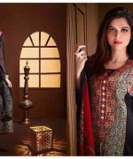 Tawakkal Fabrics Winter Dresses 2015 Volume 2 For Women0015