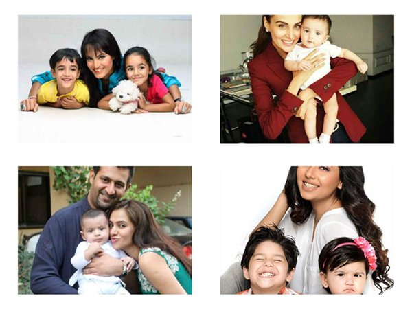 Top 5 Beautiful Moms In Pakistani Fashion Industry