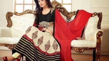 Trends Of Anarkali Frocks 2015 For Women 0015