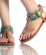 Trends Of Flat Sandals 2015 For Women 0013