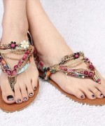 Trends Of Flat Sandals 2015 For Women 0014