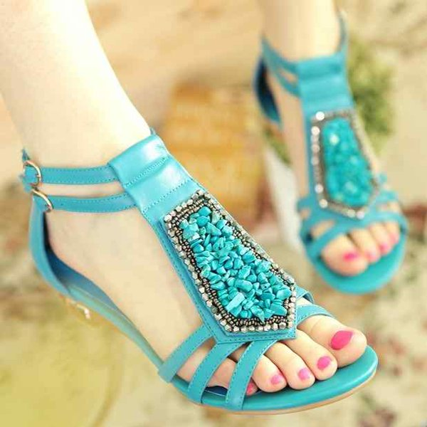 3cea5230c8e8 Trends Of Flat Sandals 2015 For Women
