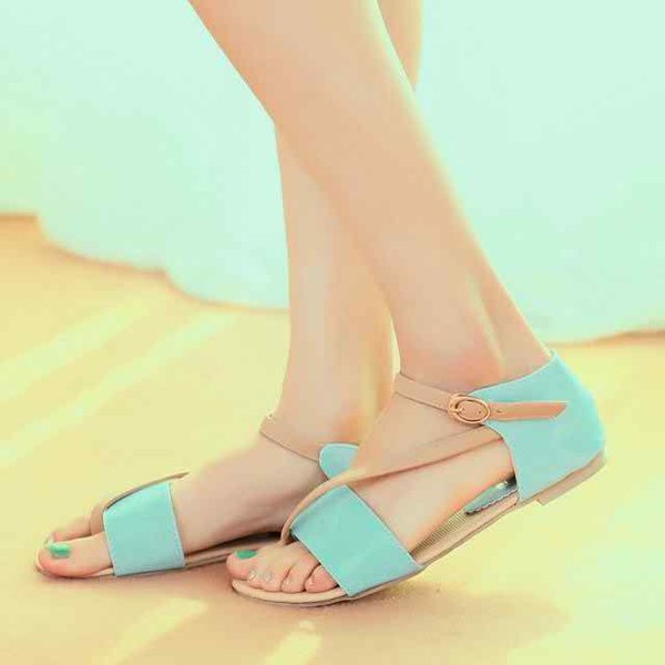 Trends Of Flat Sandals 2015 For Women 008