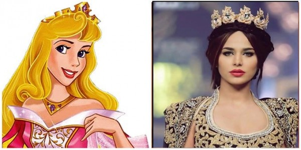 Pakistani Actresses Who Look Like Disney Princesses