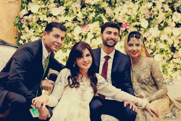 mahnoor baloch daughter wedding pics